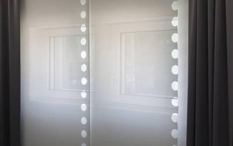 """Panneaux japonais écran solaire """"Le Cahier"""" - exemple de réalisation 9"""