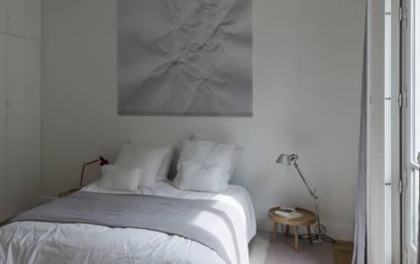 """Panneaux japonais trompe l'oeil """"Mina"""" - exemple de réalisation 1"""