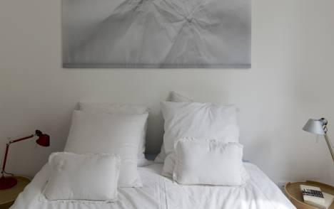 """Panneaux japonais trompe l'oeil """"Mina"""" - exemple de réalisation 3"""