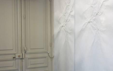 """Panneaux japonais trompe l'oeil """"Mina"""" - exemple de réalisation 4"""