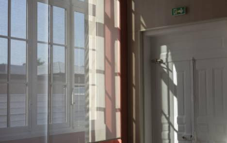"""Panneaux japonais écran solaire """"Air"""" - exemple de réalisation 4"""