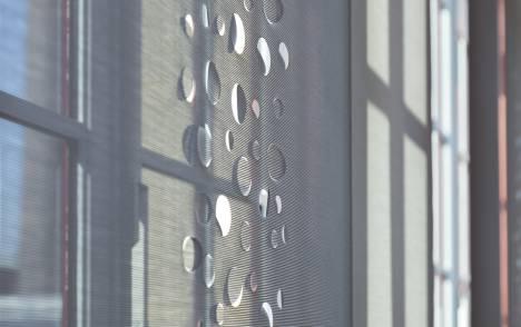 """Panneaux japonais écran solaire """"Air"""" - exemple de réalisation 7"""