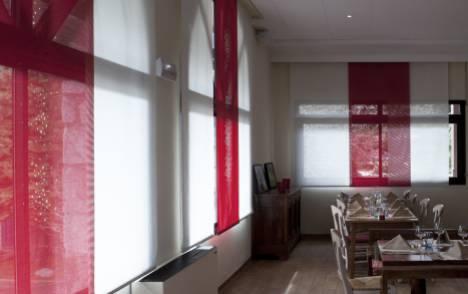 """Panneaux japonais écran solaire """"Petites fenêtres"""" - exemple de réalisation 15"""