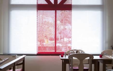 """Panneaux japonais écran solaire """"Petites fenêtres"""" - exemple de réalisation 16"""