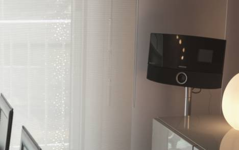 """Panneaux japonais écran solaire """"Petites fenêtres"""" - exemple de réalisation 18"""