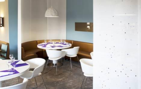 """Panneaux japonais translucides """"Voie lactée"""" - exemple de réalisation 11"""