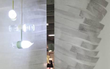 """Panneaux japonais trompe l'oeil """"Souffle"""" - exemple de réalisation 5"""