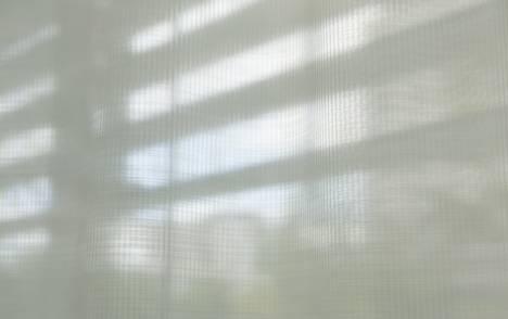 Flat curtains  : Médiathèque de Colombes