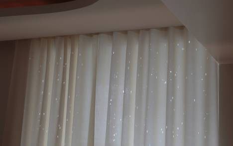 Wave curtains: hot sombat