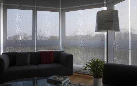 "Roller blinds ""Little windows"" - 2"