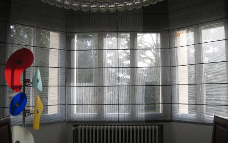 "Roman blinds ""Siesta V"" - example 1"