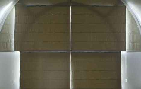 Roman blinds - example 5