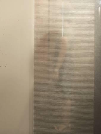 Parois en verre transparente-3