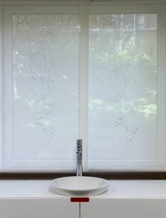 """Panneau japonais écran solaire """"Champagne"""""""