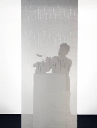 """Panneau japonais écran solaire """"Mikado"""""""