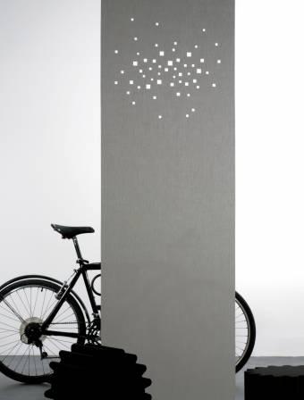 """Panneaux japonais translucides """"Lumières de la ville"""" - 1"""
