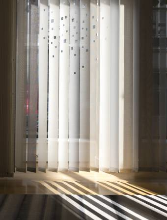 Vertical blinds - 1