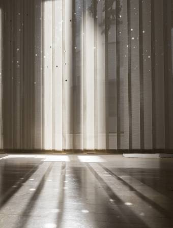 "Vertical blinds ""Milky way"" - 2"