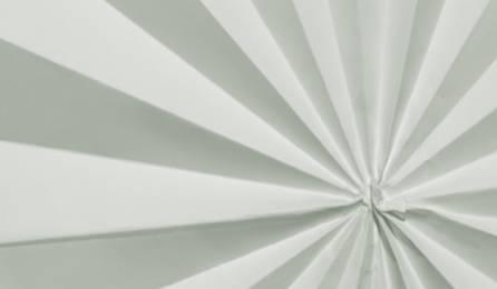 """Tissu """"Soleil"""" trompe-l'oeil pour panneaux japonais - echantillon 3"""