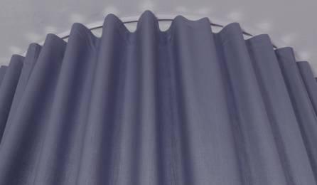 tringle pour rideaux wave cintrés