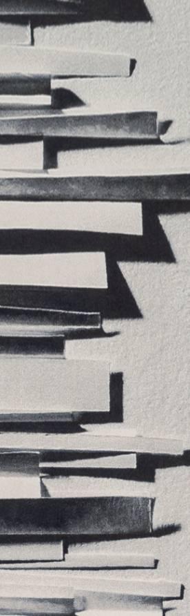 """Stratos"" custom trompe l'oeil rugs"